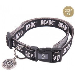 COLLAR ACDC FORFANPETS
