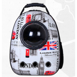 MOCHILA «BRITISH» con visor
