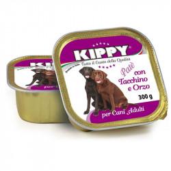 Kippy dog paté pavo-cebada