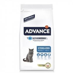 ADVANCE CAT STERILIZED...