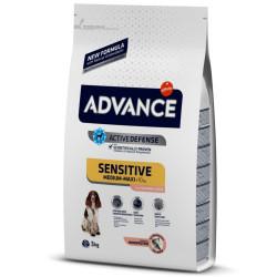ADVANCE SENSITIVE medium-maxi