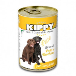 Kippy Dog paté pollo-pavo